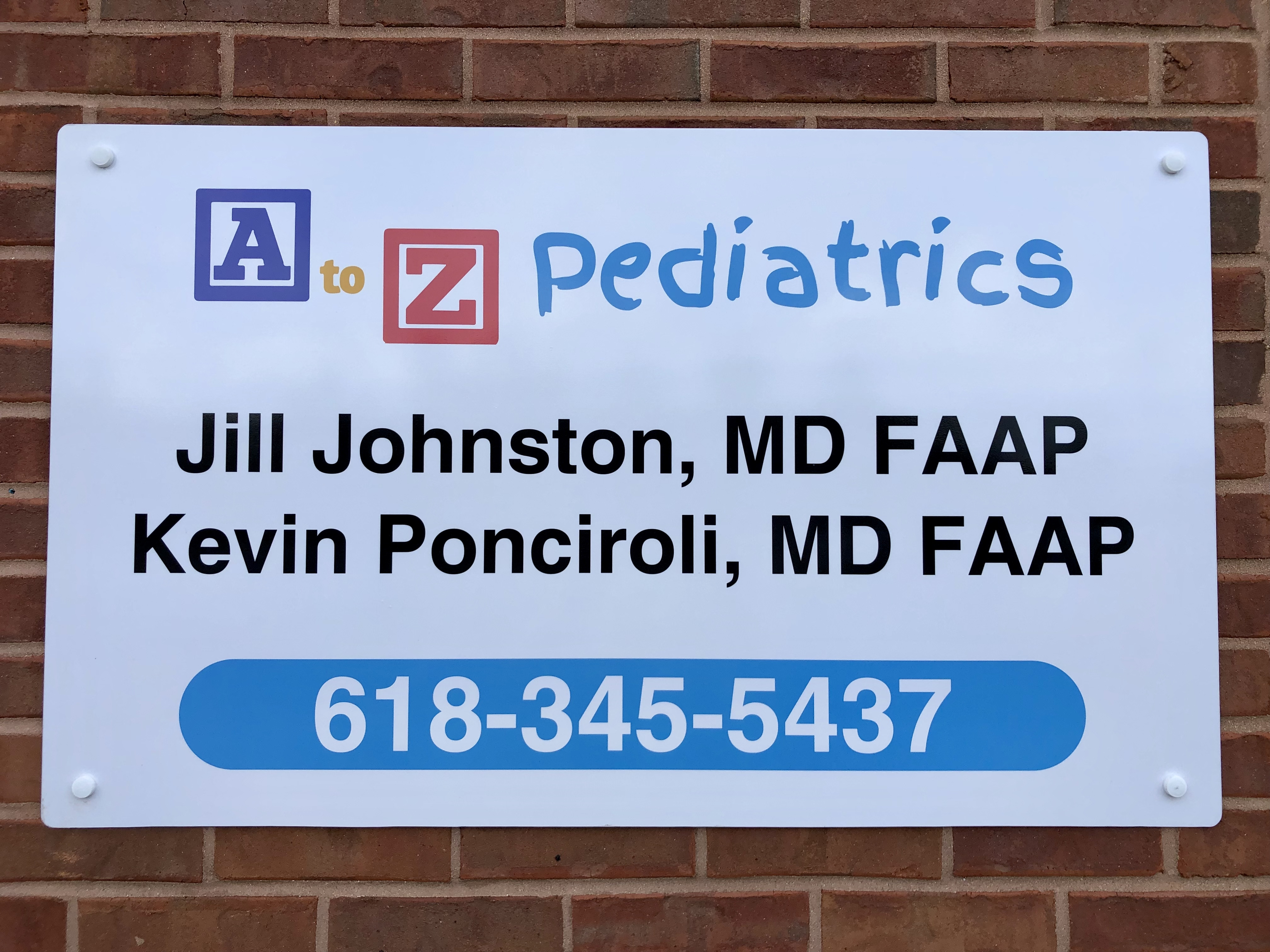 "A to Z Pediatrics, LLC – ""Little Patients, Big Care!"